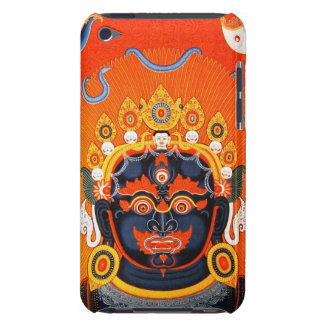 Cool oriental tibetan thangka Bhairava tattoo art iPod Touch Covers