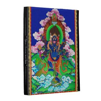 Cool oriental tibetan thangka god tattoo art iPad cases