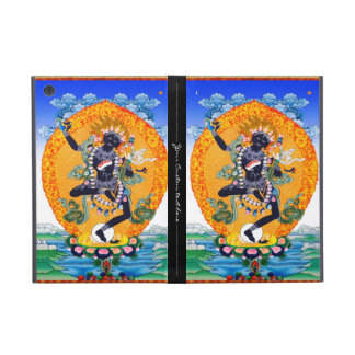 Cool oriental tibetan thangka god tattoo art cover for iPad mini