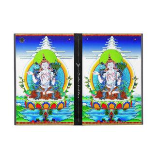 Cool oriental tibetan thangka god tattoo art iPad mini case