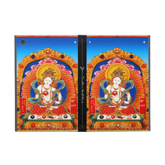 Cool oriental tibetan thangka god tattoo art iPad mini cover