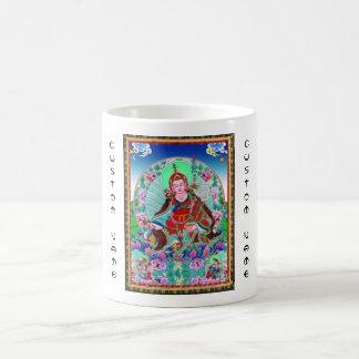 Cool oriental tibetan thangka Padmasambhava Coffee Mug