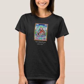 Cool oriental tibetan thangka Padmasambhava T-Shirt