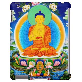 Cool oriental tibetan thangka Prabhutaratna Buddha