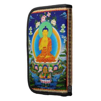 Cool oriental tibetan thangka Prabhutaratna Buddha Planner