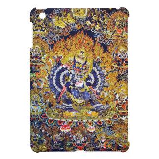 Cool oriental tibetan thangka tattoo art god iPad mini cases