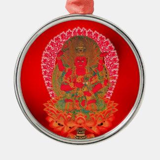 Cool oriental tibetan thangka tattoo art  Ragaraja Metal Ornament