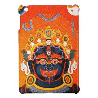 Cool oriental tibetan thangka tattoo god art iPad mini case