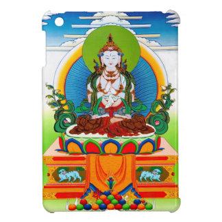 Cool oriental tibetan thangka tattoo god art iPad mini cover
