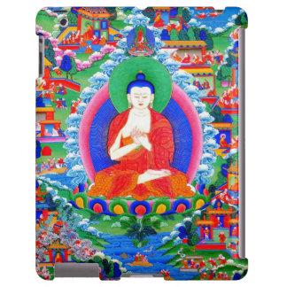 Cool oriental tibetan thangka tattoo Mahavairocana
