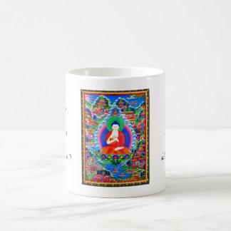 Cool oriental tibetan thangka tattoo Mahavairocana Coffee Mug