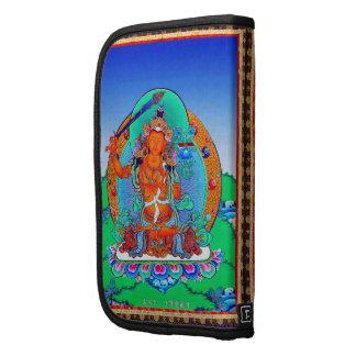 Cool oriental tibetan thangka tattoo Manjusri Planners