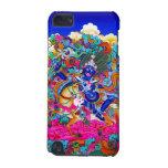 Cool oriental tibetan thangka tattoo Palden Lhamo iPod Touch 5G Case