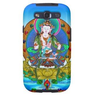 Cool oriental tibetan thangka Vajrasattva tattoo Samsung Galaxy SIII Cover
