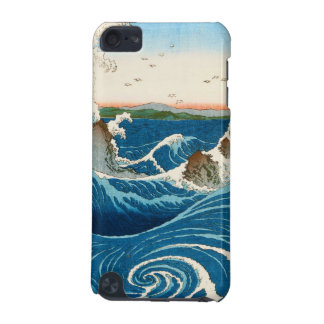 Cool oriental traditional japanese waterscape sea iPod touch (5th generation) cover