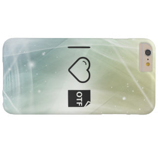 Cool Otf Barely There iPhone 6 Plus Case