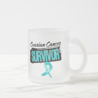 Cool Ovarian Cancer Survivor Mugs