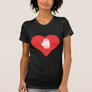 Cool Oven Mitts Picto T Shirts