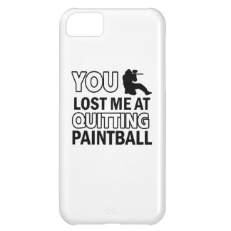 Cool Paintball designs Case For iPhone 5C