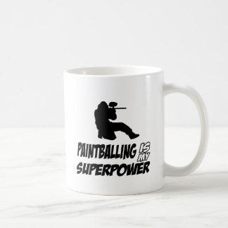 Cool Paintball designs Coffee Mug