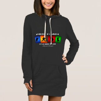 Cool Paintball It Is A Way Of Life Dress