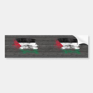 Cool Palestinian flag design Bumper Stickers