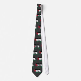 Cool Palestinian flag design Neck Tie