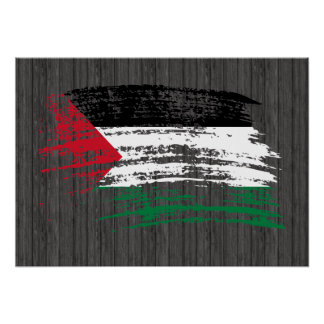 Cool Palestinian flag design Posters