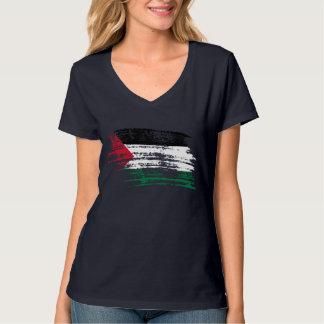 Cool Palestinian flag design T-shirt