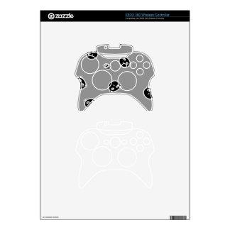 Cool Panda Skin Xbox 360 Controller Skins