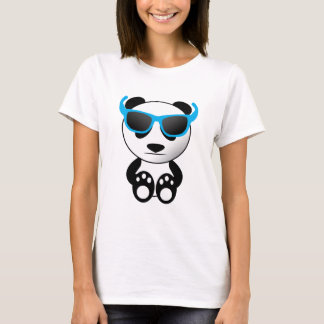 Cool panda with sunglasses T-Shirt