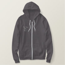 Cool Papa Father of the Groom Thermo Fleece Embroidered Hoodie