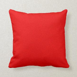 Cool Paprika Pillow