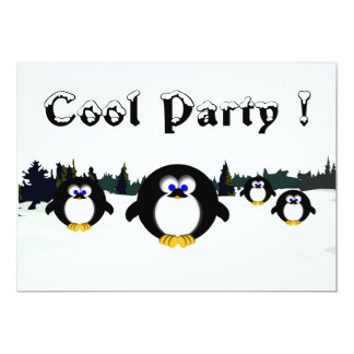 Cool Party Card