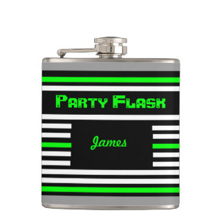 Cool Party Flasks 4PetRescue