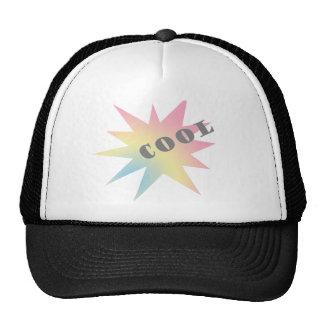 Cool pastel Star Trucker Hat