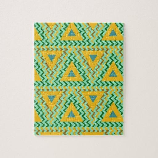 cool pattern base jigsaw puzzle
