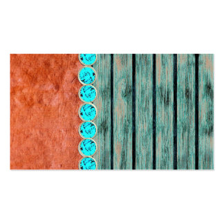 Cool, Pattern, Texture, Rustic, usiness Cards Double-Sided Standard Business Cards (Pack Of 100)