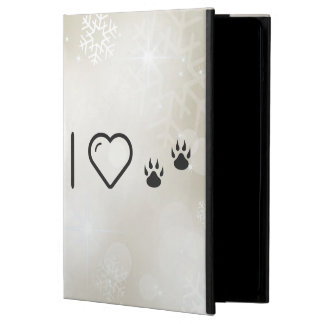 Cool Pawprints Cover For iPad Air