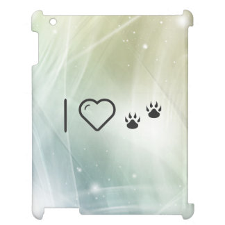Cool Pawprints Cover For The iPad 2 3 4