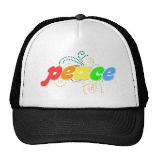 Cool Peace Trucker Hat