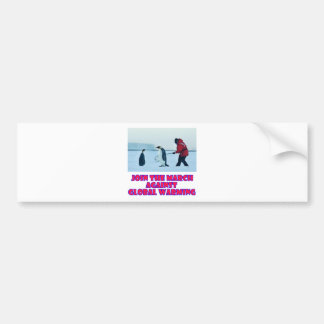 cool Penguin designs Car Bumper Sticker