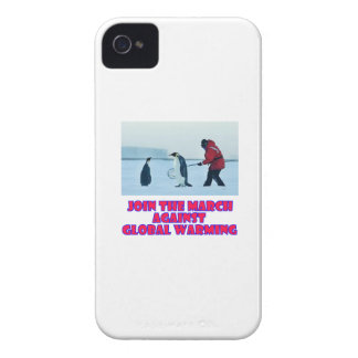 cool Penguin designs iPhone 4 Case-Mate Case