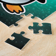Cool Penguin Jigsaw Puzzle