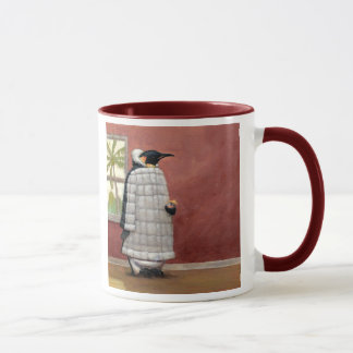 Cool Penguin mug