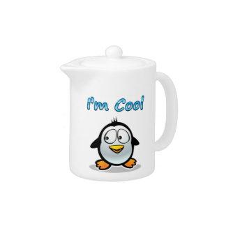 Cool Penguin Teapot