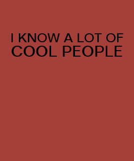 cool people t shirts