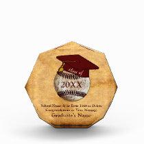 Cool Personalized Baseball Graduation Gifts