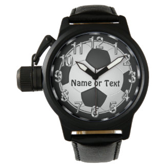 Cool Personalized Soccer Watches for Him or Her