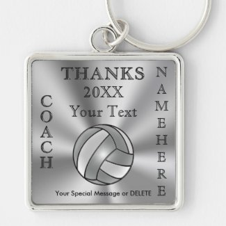 Cool Personalized Volleyball Coach Gift Ideas